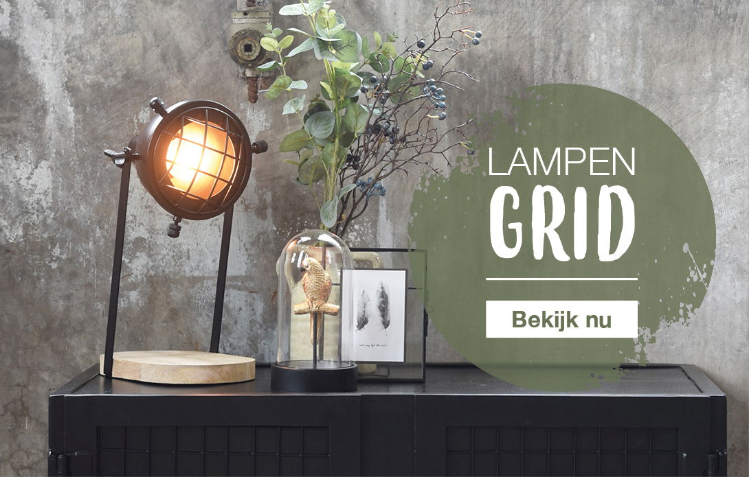 Grid lampen
