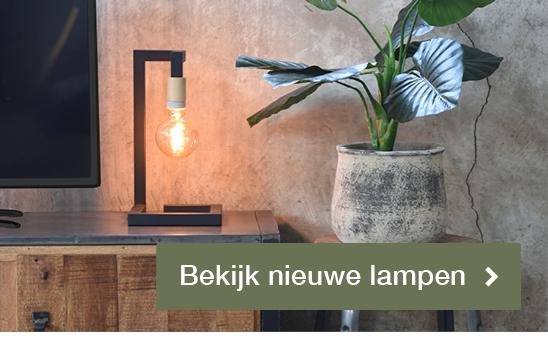 Nieuwe lampen